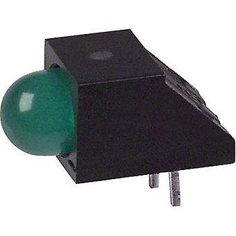 LED-komponenten Green (L x b x H) 12.4 x 9.18 x 6 mm LUMEX