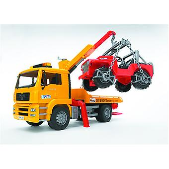 Bruder Assistance Truck Man (Toys , Vehicles And Tracks , Mini Vehicles , Trucks)