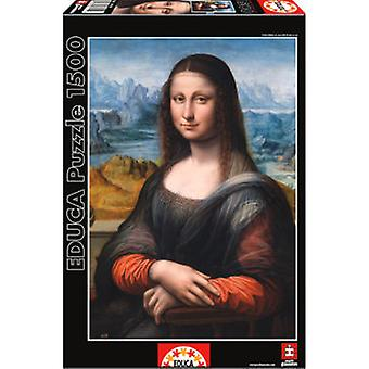 Educa Gioconda Puzzle 1500 Pieces (Speelgoed , Bordspellen , Puzzels)