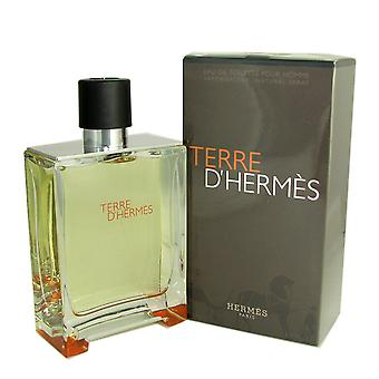 Terre D' Hermes para hombres 6,7 oz 200 ml EDT Spray