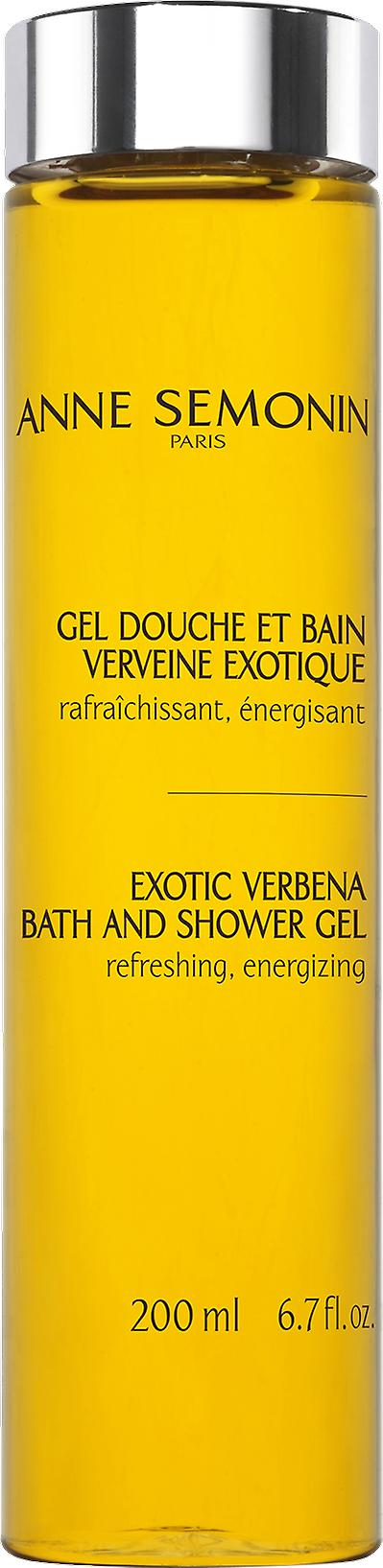 Anne Semonin Exotic Verbena Bath & Shower Gel