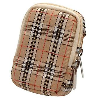 Vivanco Case Dig.vivanco Camera Beige Scottish Ccsct60Be