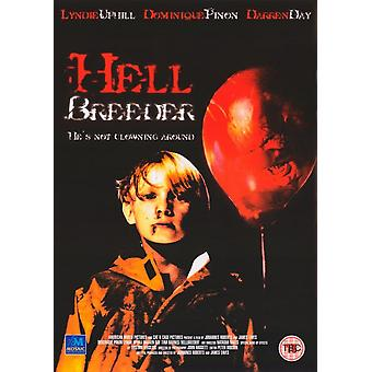Hellbreeder Movie Poster Print (27 x 40)