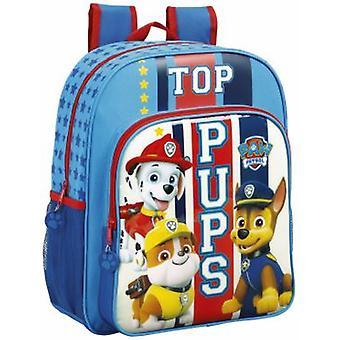 Safta Mochila Junior Adaptable Carro Paw Patrol Top Pups