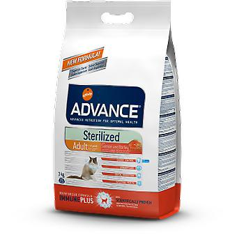 Advance Sterilized Sensitive Salmon and Barley (Cats , Cat Food , Dry Food)