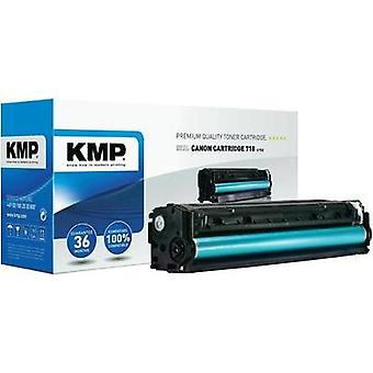 KMP Toner cartridge replaced Canon 718 Compatible Yellow