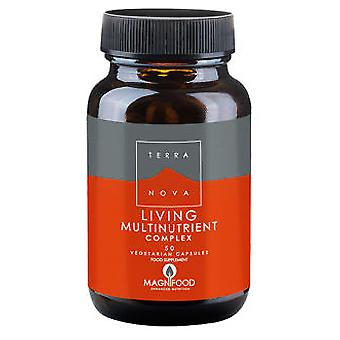 Terranova LiveMultinutrientCapsules (Vitamins & supplements , Multinutrients)