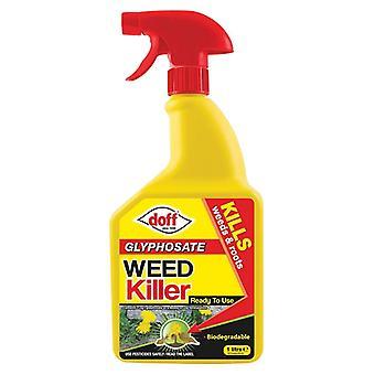 Glyfosat Weedkiller Rtu 1 liter