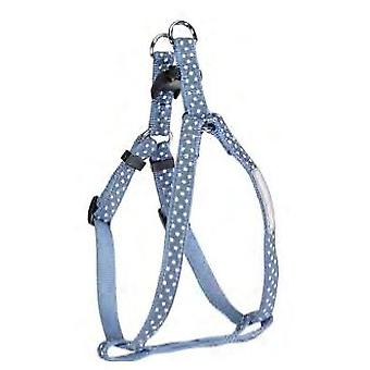 Camon Harness Dog Elegance Blue (Dogs , Walking Accessories , Harnesses)