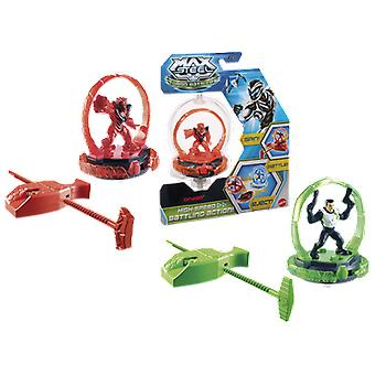 Mattel Turboluchadores Max Steel (Toys , Vehicles And Tracks , Mini Vehicles , Cars)