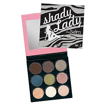 The Balm Zebra ShadyLady Palette Palette Vol.2 (Woman , Makeup , Makeup palettes)