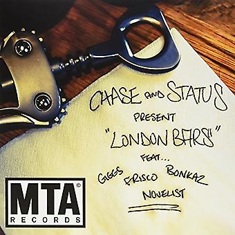 Chase & Status / Novelist - London Bars [Vinyl] USA import