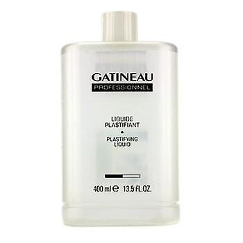 Gatineau Plastifying Liquid (Salon Size) - 400ml/13.5oz