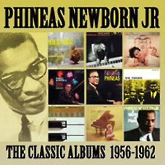 The Classic Albums 1956 - 1962 (5cd) by Phineas Newborn Jr