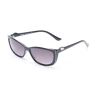 Moschino Damen sprechen Blase Sonnenbrille schwarz