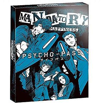 Psycho-Pass obligatoire bonheur Limited Edition jeu PS4