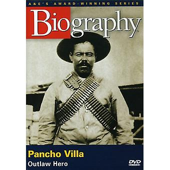 Pancho Villa [DVD] USA import