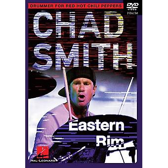 Chad Smith - bordo orientale [DVD] Stati Uniti importare