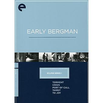 Early Bergman [DVD] USA import