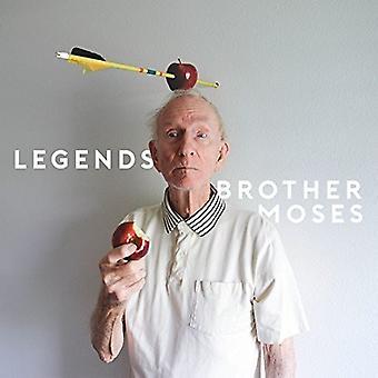 Bror Moses - legender [Vinyl] USA importerer