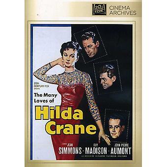 Hilda Crane [DVD] USA import