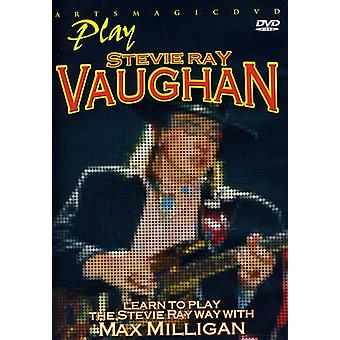 Vaughan, Stevie Ray - Play Stevie Ray Vaughan [DVD] USA import