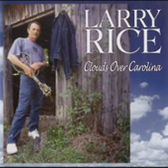 Larry Rice - skyer Over Carolina [CD] USA import
