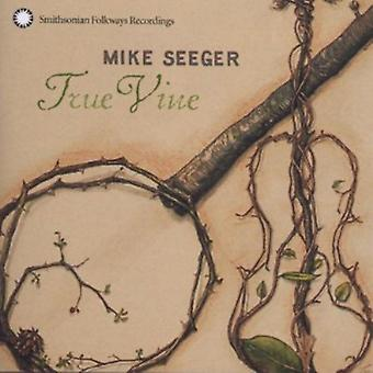 Mike Seeger - True Vine [CD] USA import