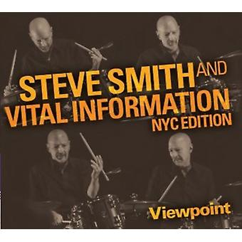 Steve Smith & Vital - Viewpoint [CD] USA import