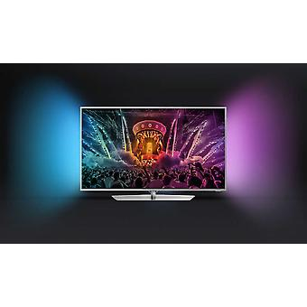 Philips Televisor Ultra Plano Lcd led 49 49pus655112 4k uhd ambilight 2 10