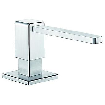 Blanco Levos shine steel soap dispenser
