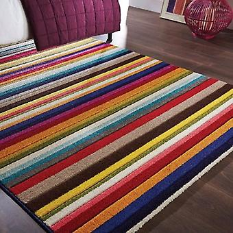 Spectrum Flair TANGO MULTI  Rectangle Rugs Funky Rugs