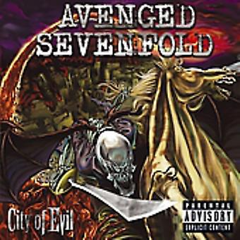 Avenged Sevenfold - City of Evil [CD] USA import