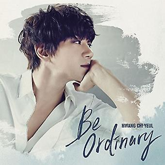 Chi-Yeul Hwang - Be Ordinary [CD] USA import