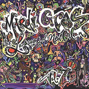 Mardi Gras: Den sprog af New Orleans - Mardi Gras: The Language of New Orleans [CD] USA import