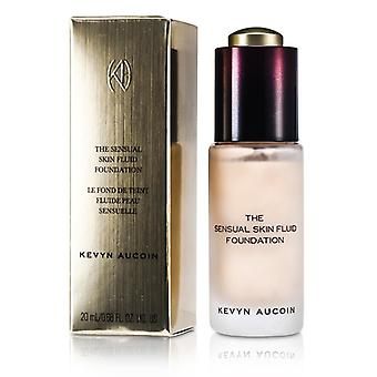 Kevyn Aucoin De Sensual Skin Foundation Fluid - # SF02 20ml / 0.68oz