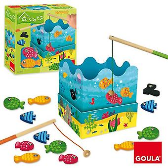 Goula Game Fishing (Toys , Boardgames , Skills)