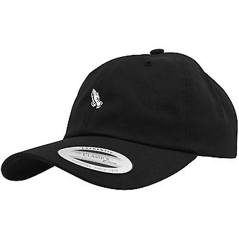 Mister tea LOW profiles Dad Cap - Pray Hands black