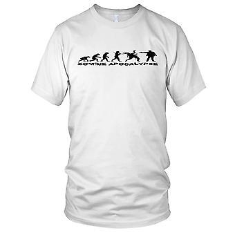 Zombie Apocolypse Kids T Shirt