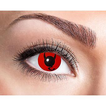 Devil Devil contact lenses