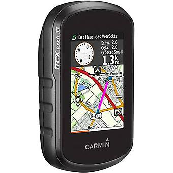 Garmin eTrex® Touch 35 incl. TopoActive Europe, outdoor sat nav, hiking sat nav, bicycle sat nav