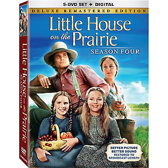 Little House on the Prairie Season 4 Collection [DVD] USA import