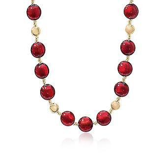 Antica Murrina ladies CO016A11 red other materials Hall chain