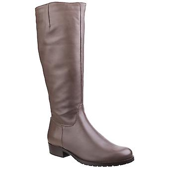 Riva Womens Vicenza Ladies Leather Tall Boot