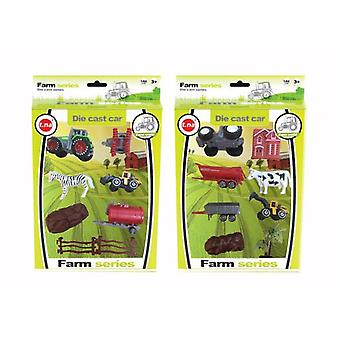 Giros Farm 2 Die Cast Set Assortments