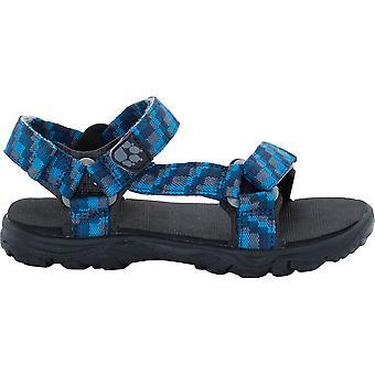 Jack Wolfskin gutter syv hav 2 lette hverdagen stroppen sandaler