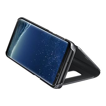 Samsung Clear View Standing Cover EF-ZG950-Foldable case for mobile phone-black-for Galaxy S8