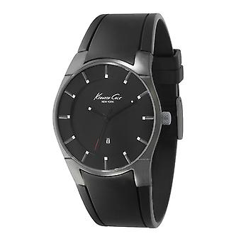 Kenneth Cole New York men's watch wrist watch silicone 10011589