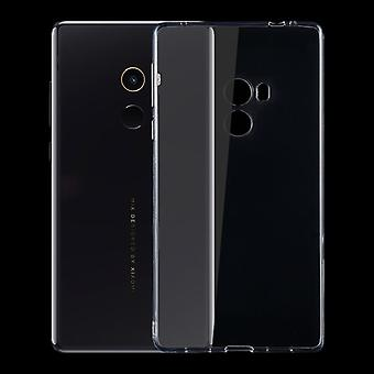 Silikoncase transparent 0.3 mm ultra thin case for Xiaomi MI MIX 2 case cover new