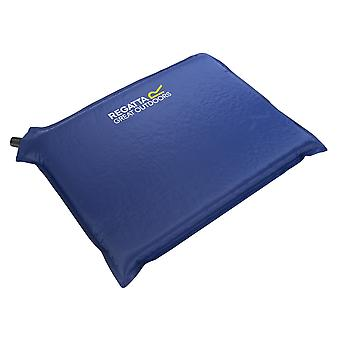 Regatta Inflating Pillow - Laser Blue